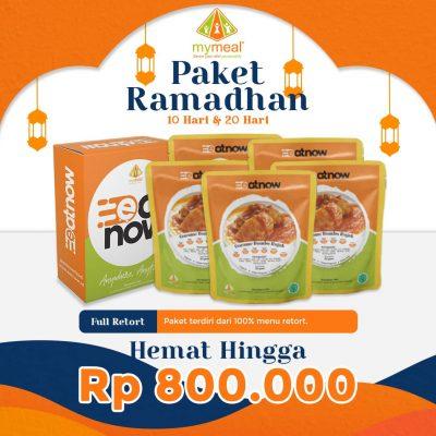 Paket Catering Ramadhan - Full Retort - EatNow
