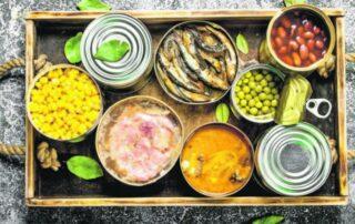 Apakah makanan retort aman dikonsumsi?